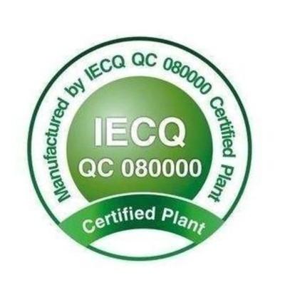 QC080000有害物质过程管理体系认证